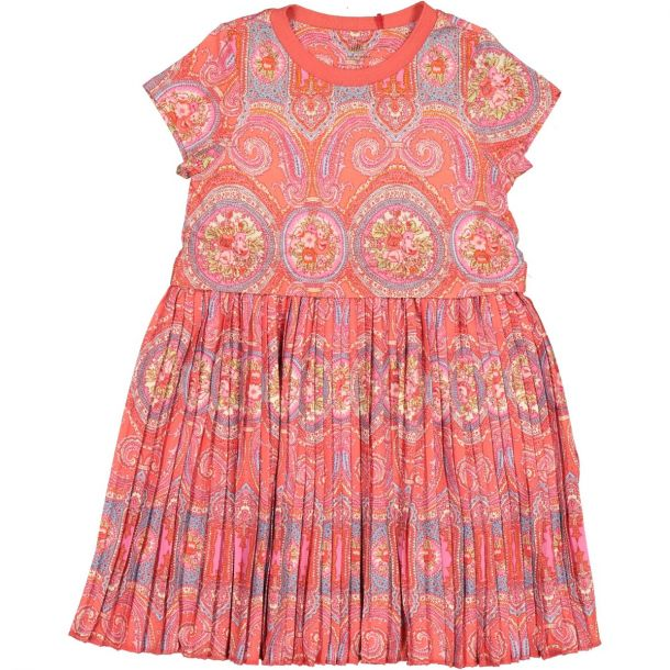 Girls Thousand Paisley Dress