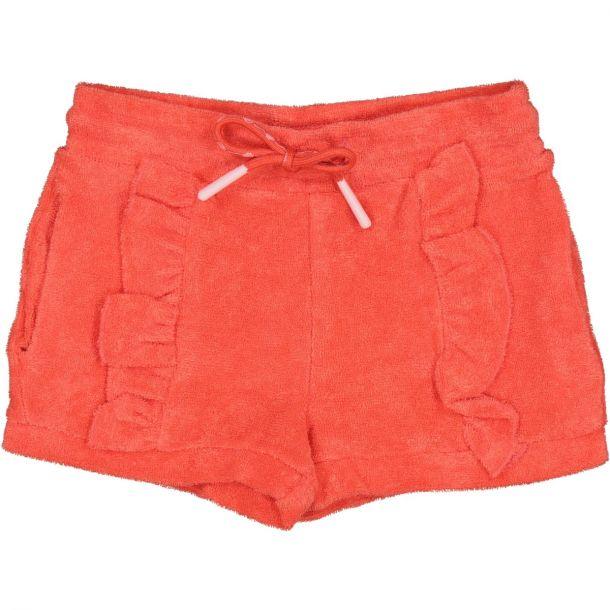 Girls Huffy Orange Shorts