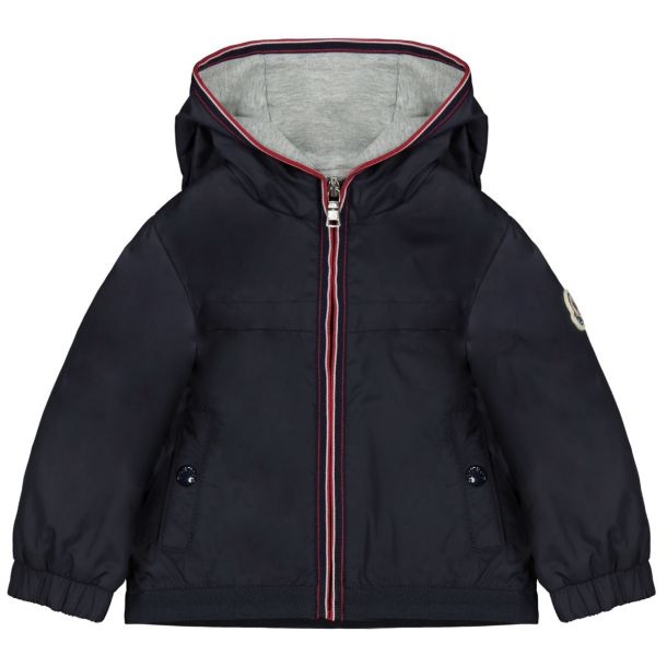 Baby Boys Anton Navy Jacket