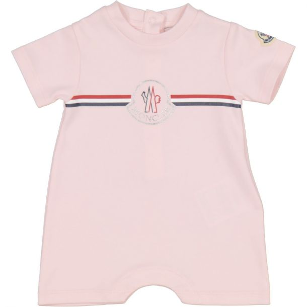 Baby Pink Logo Shortie