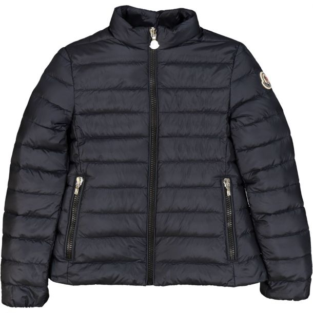 Girls Kaukura Navy Jacket