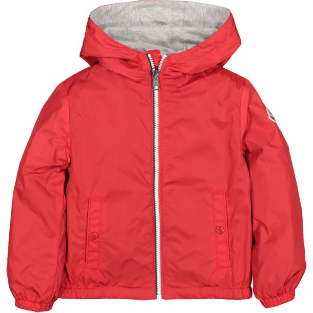 Boys Red New Urville Jacket