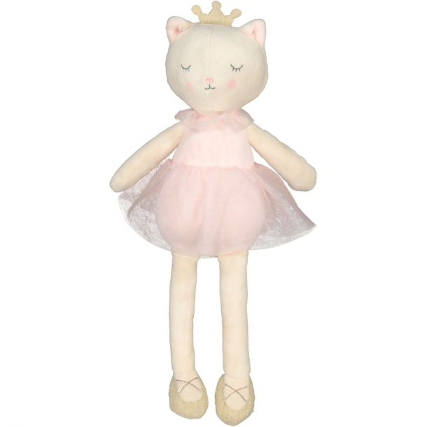 Baby Girls Ballerina Plush Toy