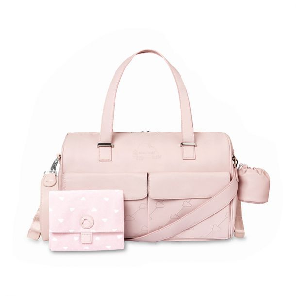 Baby Girls Pink Changing Bag