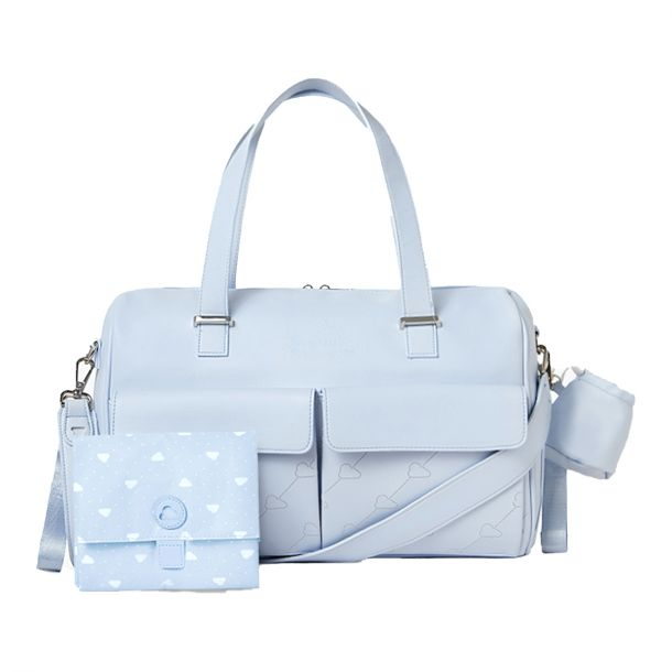 Baby Boys Blue Changing Bag