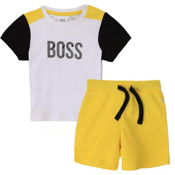 Baby Boys T-shirt & Shorts