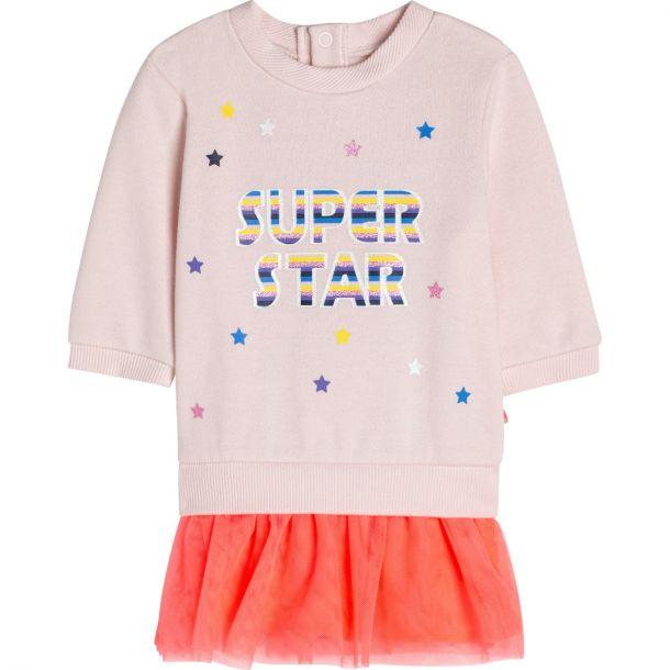 Baby Girls 'super Star' Dress
