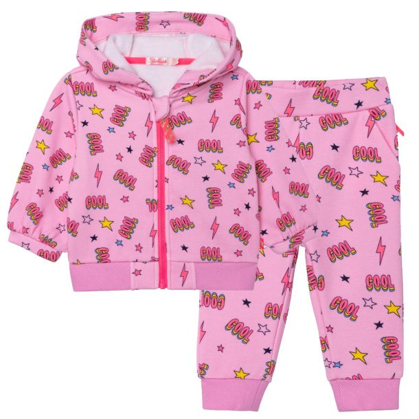 Baby Girls 'cool' Tracksuit