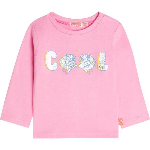 Baby Girls 'cool' Pink T-shirt