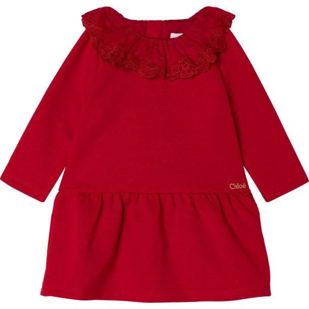 Baby Girls Milano Jersey Dress