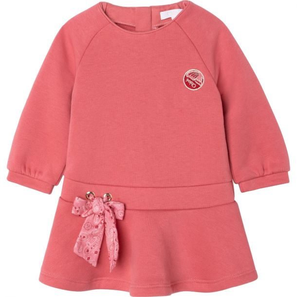 Baby Girls Cotton Jersey Dress