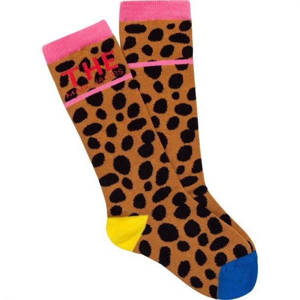 Girls Animal Print Socks