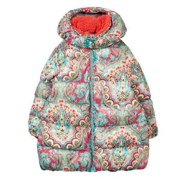 Girls Chum Paisley Coat