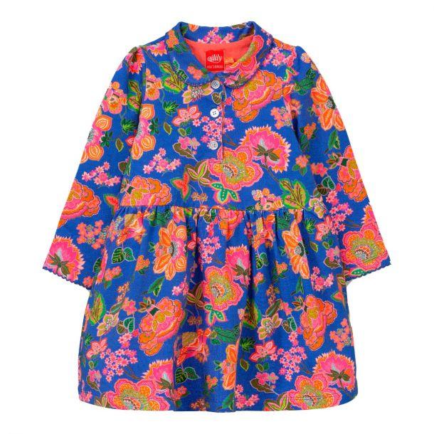 Girls Dockey Jersey Dress