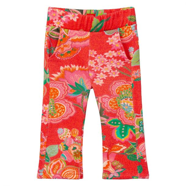 Girls Pina Floral Sweat Pants