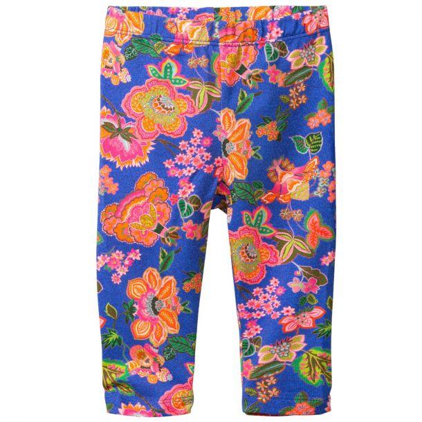 Girls Peppy Floral Leggings