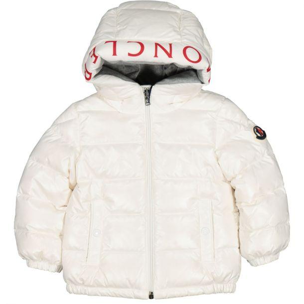 Baby White Salzman Down Jacket