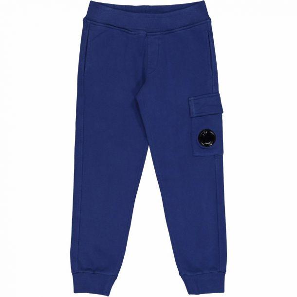 Boys Blue Porthole Sweat Pant