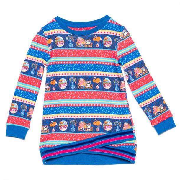 Girls Custer Sweatshirt