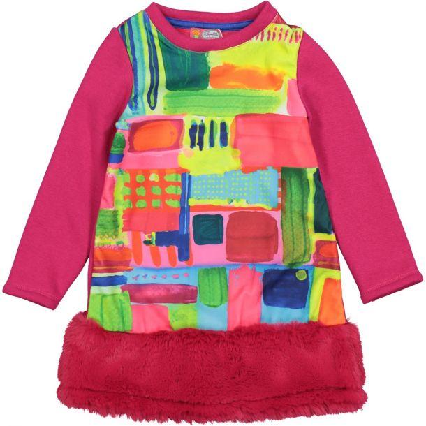 Girls Gooding Jersey Dress