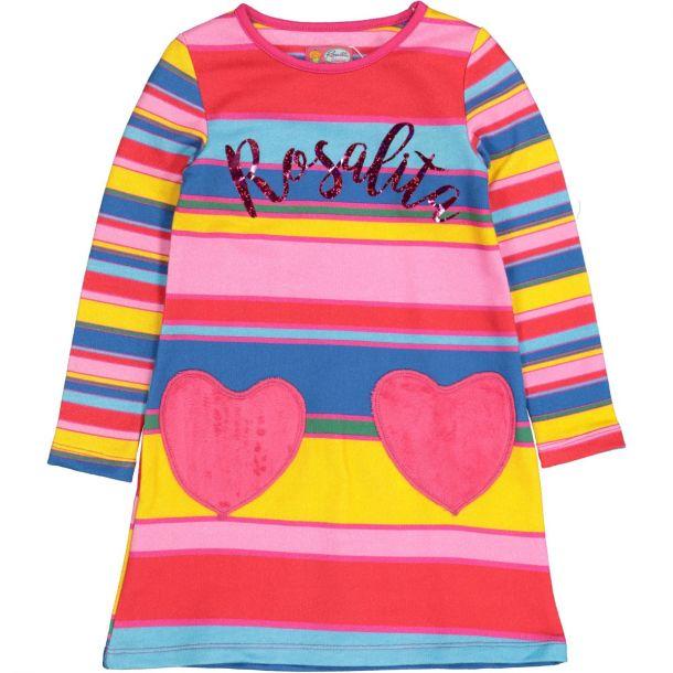 Girls Rexburg Jersey Dress