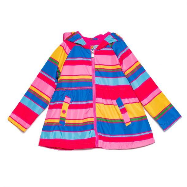 Girls Rexburg Stripe Jacket