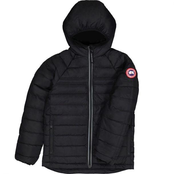 Boys Black Sherwood Jacket