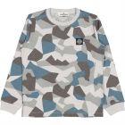 Boys Camo Long Sleeve T-shirt