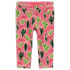 Girls Cactus Print Trousers