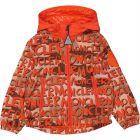 Boys 'aire' Graffiti Jacket