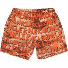 Boys Graffiti Orange Swim