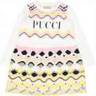 Girls Pucci Print Dress