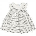 Baby Girl Emroidered Bow Dress