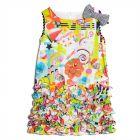 Girls Granville Print Dress