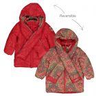 Girls 'cover' Reversible Coat