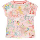 Girls Tascha Pink T-shirt