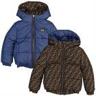 Unisex Ff Reversible Jacket